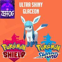 GLACEON | ULTRA SHINY 6IV BATTLE-READY!