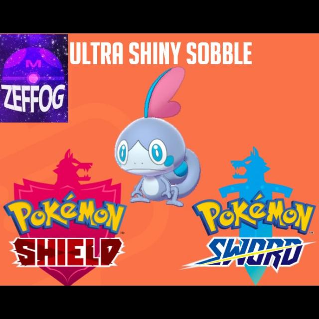 SOBBLE | ULTRA SHINY 6IV BATTLE-READY!
