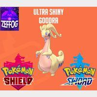 GOODRA | ULTRA SHINY 6IV BATTLE-READY!