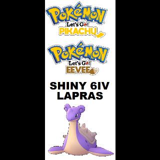 Lapras | SHINY 6IV RIDE LAPRAS!