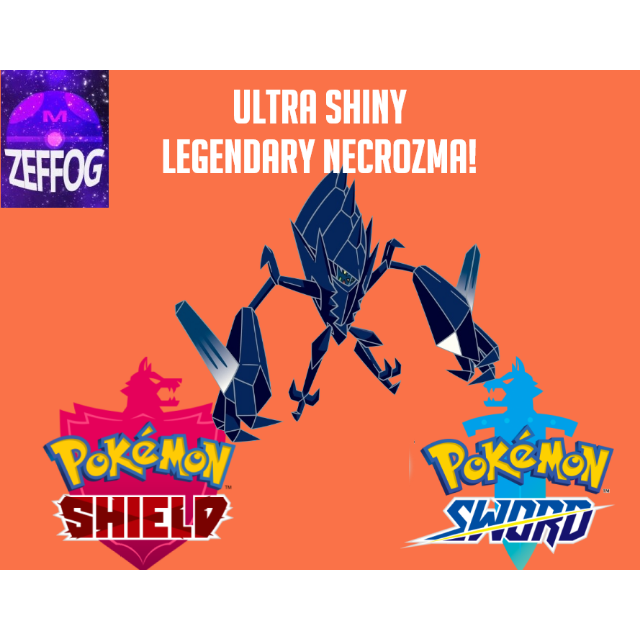 NECROZMA | ULTRA SHINY 6IV BATTLE-READY!