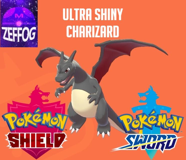 CHARIZARD | ULTRA SHINY 6IV BATTLE-READY!