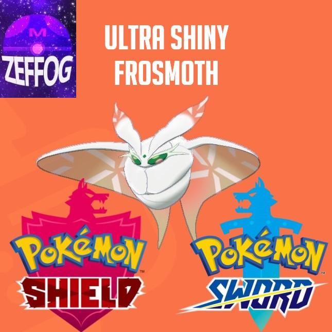 FROSMOTH | ULTRA SHINY 6IV BATTLE-READY!
