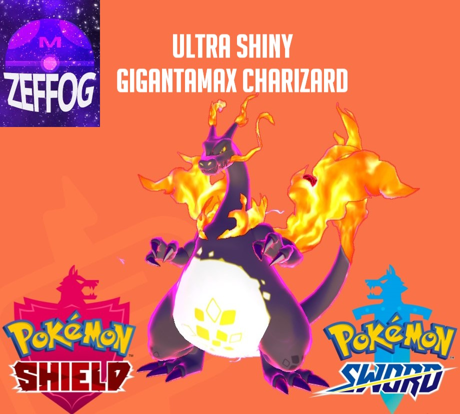 CHARIZARD | ULTRA SHINY GIGANTAMAX 6IV