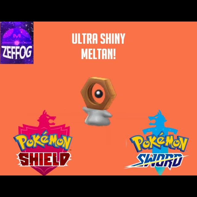 MELTAN | ULTRA SHINY 6IV BATTLE-READY!