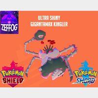 GMAX KINGLER | ULTRA SHINY 6IV!