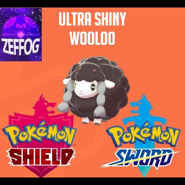 WOOLOO | ULTRA SHINY 6IV BATTLE-READY!