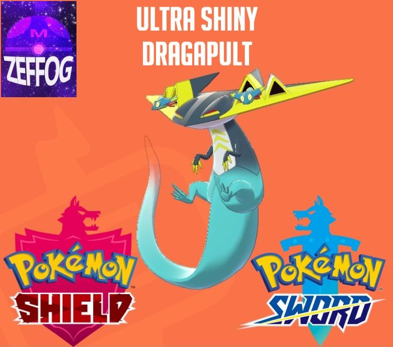 DRAGAPULT | ULTRA SHINY 6IV BATTLE-READY!