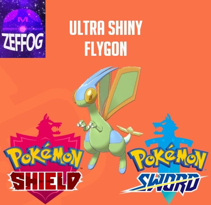 FLYGON | ULTRA SHINY 6IV BATTLE-READY!