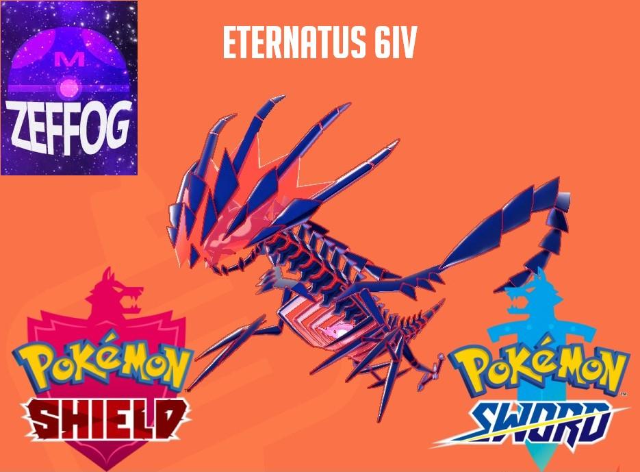 ETERNATUS | 6IV BATTLE-READY!