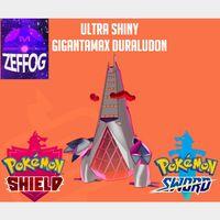 GMAX DURALUDON | ULTRA SHINY 6IV