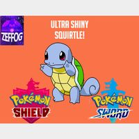 SQUIRTLE | ULTRA SHINY 6IV BATTLE-READY!