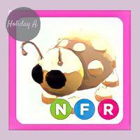 Pet   NFR Golden Ladybug