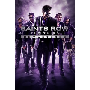 Saints Row The Third Remastered ( Instant Delivery )