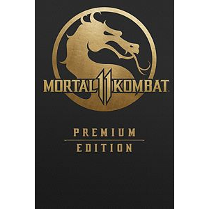 Mortal Kombat 11 Premium Edition ( instant delivery)