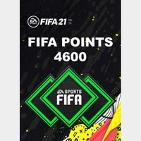 FIFA 21 ULTIMATE TEAM 4600 POINTS PACK PC WORLDWIDE