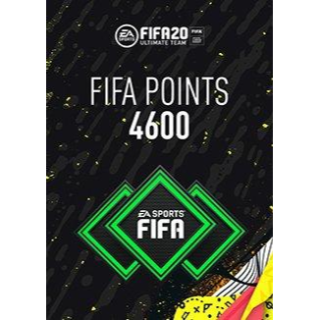 FIFA 20 4600 Ultimate Team Points  PS4 (instant delivery)
