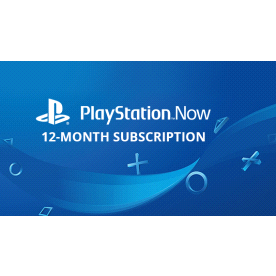 PlayStation Now: 12-Month Subscription