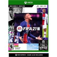 FIFA 21 Standard Edition Xbox One & Xbox Series X|S