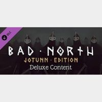 3  game bundle: Bad North: Jotunn Edition + Tropico 4 + Magicka