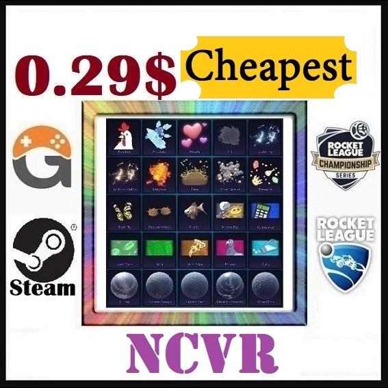 NCVR |85x (Instant & Cheap)