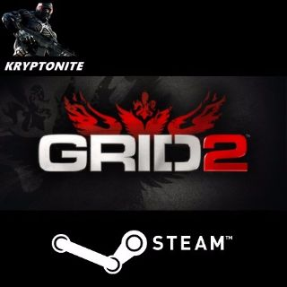 Grid 2 + 𝐄𝐥𝐢𝐭𝐞 𝐛𝐨𝐧𝐮𝐬 [x2 Steam keys] *Fast Delivery* - 𝐅𝐮𝐥𝐥 𝐆𝐚𝐦𝐞𝐬