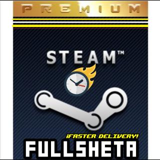 𝟔 𝐄𝐋𝐈𝐓𝐄 𝐏𝐑𝐄𝐌𝐈𝐔𝐌 Steam Keys (each between $4.99 - 11.99)