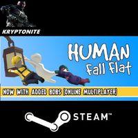 HUMAN FALL FLAT + 𝐄𝐥𝐢𝐭𝐞 𝐛𝐨𝐧𝐮𝐬 [x2 Steam keys] *Fast Delivery* - 𝐅𝐮𝐥𝐥 𝐆𝐚𝐦𝐞𝐬