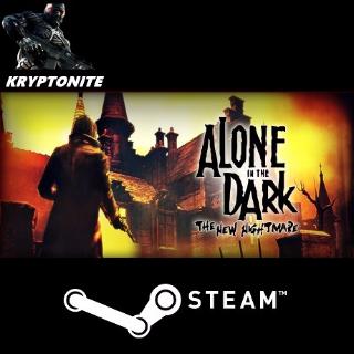 🎮 Alone in the Dark: The New Nightmare - STEAM CD-KEY Global
