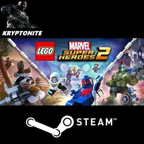 LEGO Marvel Super Heroes 2 + 𝐄𝐥𝐢𝐭𝐞 𝐛𝐨𝐧𝐮𝐬 [x2 Steam keys] *Fast* - 𝐅𝐮𝐥𝐥 𝐆𝐚𝐦𝐞𝐬