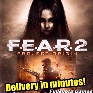 F.E.A.R. 2 Project Origin (PC/Steam) Worldwide digital code 🅺🆁🆈🅿🆃🅾🅽🅸🆃🅴