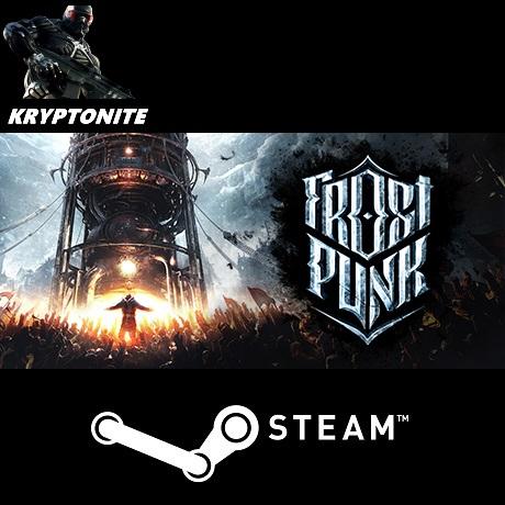 Frostpunk + 𝐄𝐥𝐢𝐭𝐞 𝐛𝐨𝐧𝐮𝐬 [x2 Steam keys] *Fast* - 𝐅𝐮𝐥𝐥 𝐆𝐚𝐦𝐞𝐬