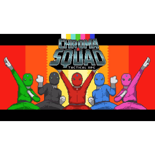 Chroma Squad *Fast Delivery* Steam Key - Full Game
