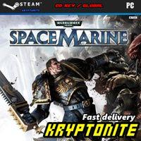 Warhammer 40000 Space Marine