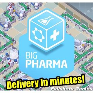 Big Pharma (PC/Steam) 🅺🆁🆈🅿🆃🅾🅽🅸🆃🅴
