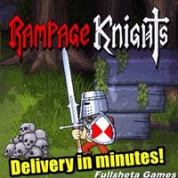 Rampage Knights (PC/Steam) Worldwide digital code 🅺🆁🆈🅿🆃🅾🅽🅸🆃🅴