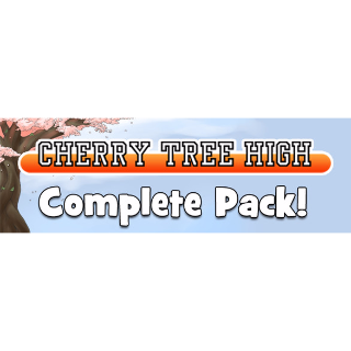 Cherry Tree High Complete Pack (PC/Steam) *Fast Delivery* Steam Key - 𝐹𝑢𝑙𝑙 𝐺𝑎𝑚𝑒