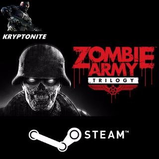 ZOMBIE ARMY TRILOGY + 𝐄𝐥𝐢𝐭𝐞 𝐛𝐨𝐧𝐮𝐬 [x2 Steam keys] *Fast Delivery* - 𝐅𝐮𝐥𝐥 𝐆𝐚𝐦𝐞𝐬