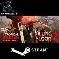Killing Floor 2 Digital Deluxe Edition + 𝐄𝐥𝐢𝐭𝐞 𝐛𝐨𝐧𝐮𝐬 [x2 Steam keys] *Fast* - 𝐅𝐮𝐥𝐥 𝐆𝐚𝐦𝐞𝐬
