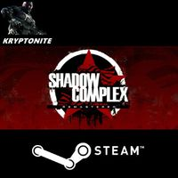 🎮 Shadow Complex Remastered - STEAM CD-KEY Global