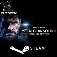 Metal Gear Solid V: Ground Zeroes + 𝐄𝐥𝐢𝐭𝐞 𝐛𝐨𝐧𝐮𝐬 [x2 Steam keys] *Fast Delivery* - 𝐅𝐮𝐥𝐥