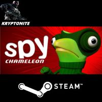 🎮 Spy Chameleon - RGB Agent - STEAM CD-KEY Global