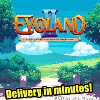 Evoland 2 (PC/Steam) Worldwide 🅺🆁🆈🅿🆃🅾🅽🅸🆃🅴