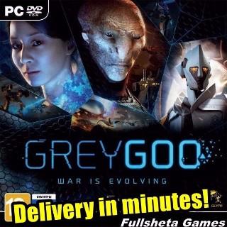 Grey Goo Definitive Edition (PC/Steam) Worldwide digital code 🅺🆁🆈🅿🆃🅾🅽🅸🆃🅴