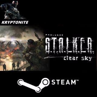 S.T.A.L.K.E.R: Clear Sky + 𝐄𝐥𝐢𝐭𝐞 𝐛𝐨𝐧𝐮𝐬 [x2 Steam keys] *Fast Delivery* - 𝐅𝐮𝐥𝐥 𝐆𝐚𝐦𝐞𝐬