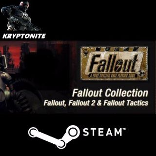 🎮 Fallout Classic Collection - STEAM CD-KEY Global