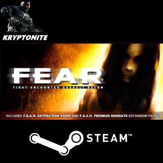 🎮 F.E.A.R - STEAM CD-KEY Global