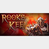 ROOKS KEEP (+𝐁𝐨𝐧𝐮𝐬)