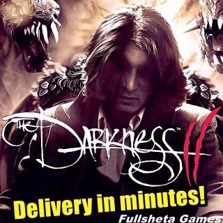 The Darkness II (PC/Steam) 🅺🆁🆈🅿🆃🅾🅽🅸🆃🅴
