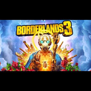 Borderlands 3 Steam Key GLOBAL